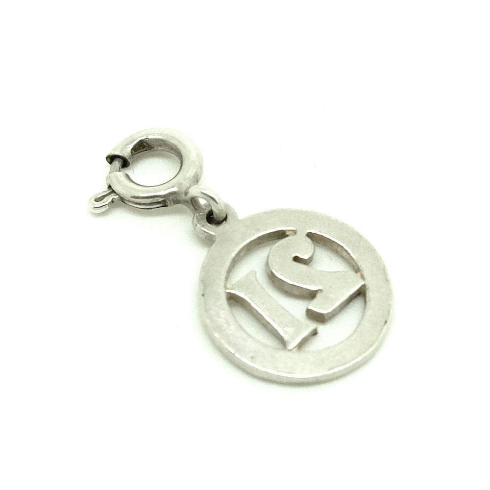Vintage 1960s 21st Birthday Silver Charm