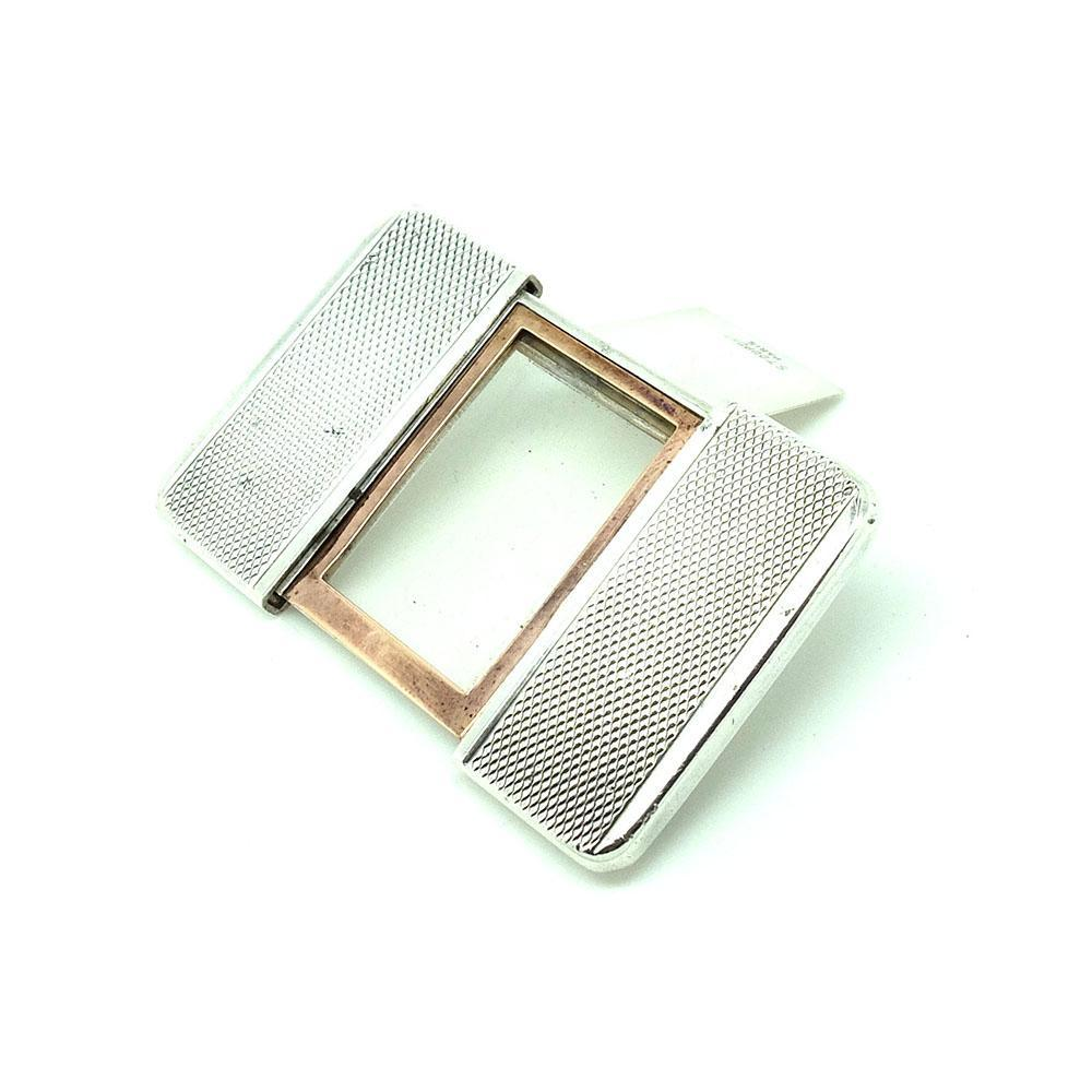 Art Deco 1920s S.T Dupont French Travel Picture Frame