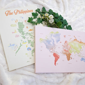 [Pin My Travels], [Map], [DAYDREAM REPUBLIC]
