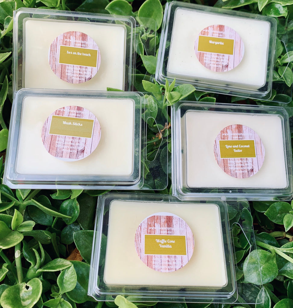 Soy Wax Melts 6 pack