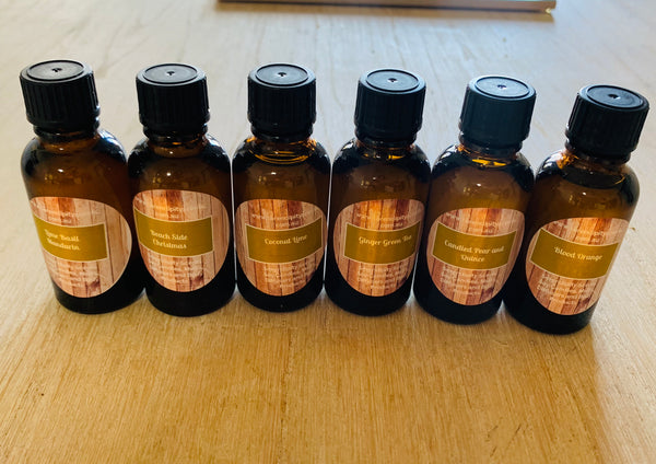 100ml Fragrance Oils