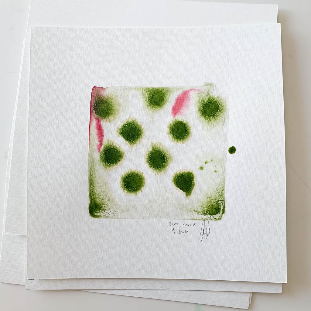 Vegetable Juice Art 5.0