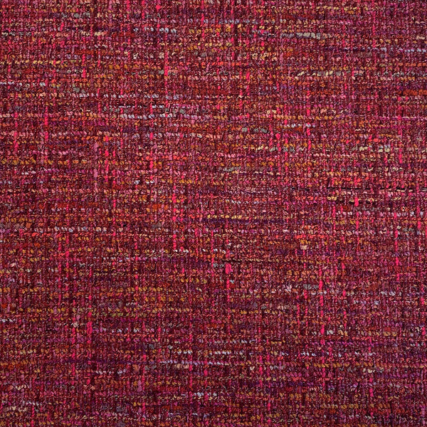 Red Crypton Upholstery Fabric