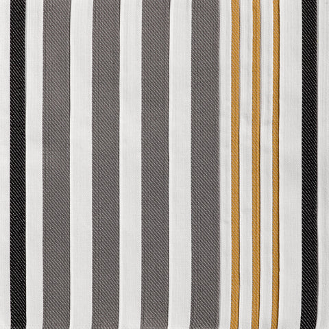 Canton Stripe-Mineral Indoor/Outdoor Upholstery Fabric
