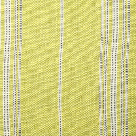 Catalina Stripe-Key Lime Indoor/Outdoor Upholstery Fabric