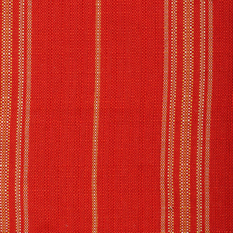 Catalina Stripe-Red Indoor/Outdoor Upholstery Fabric