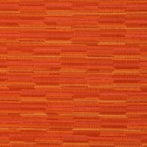 Cheyenne-Papaya Indoor/Outdoor Upholstery Fabric