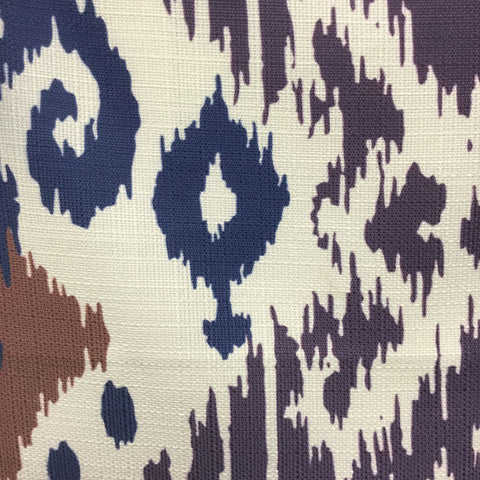 Crested Ikat DV-1793-A-ETH
