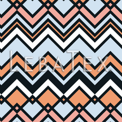 LebaTex Tribal Stripe-Desert Customizable M.O.D. Fabric