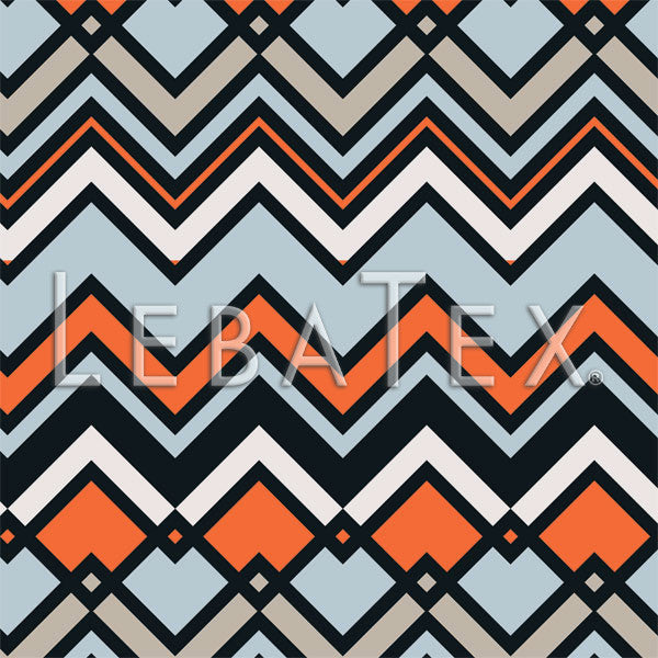 LebaTex Tribal Stripe-Festival Customizable M.O.D. Fabric