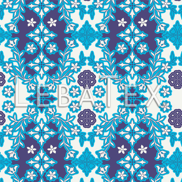 LebaTex Grand Bazaar Customizable M.O.D. Fabric
