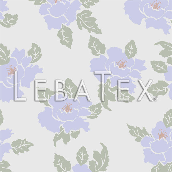 LebaTex Rose Garden Customizable M.O.D. Fabric