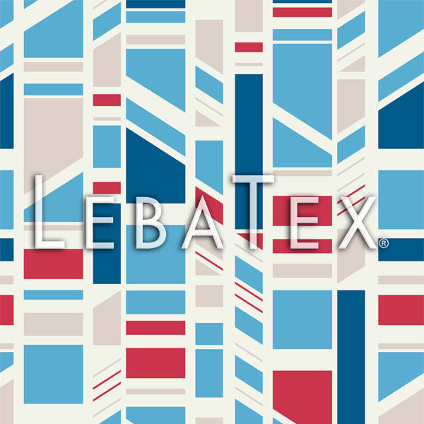 LebaTex Nautical Customizable M.O.D. Fabric