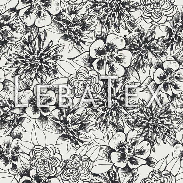 LebaTex Paradise Island Customizable M.O.D. Fabric