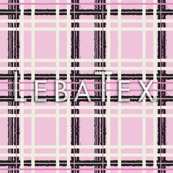 LebaTex Painted Stripe Customizable M.O.D. Fabric