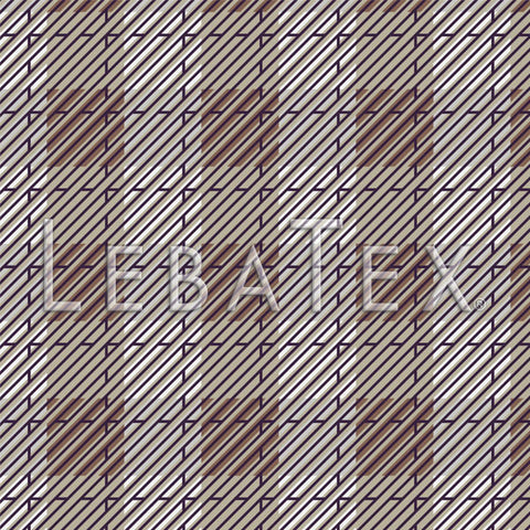 LebaTex Cross Plaid Customizable M.O.D. Fabric