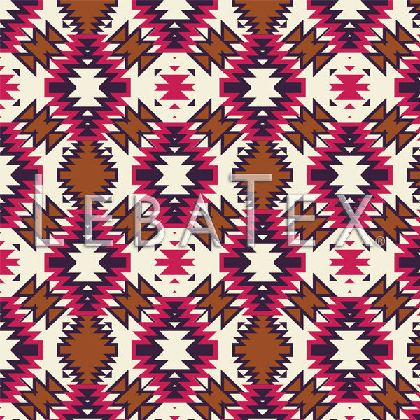 LebaTex Aztec Customizable M.O.D. Fabric