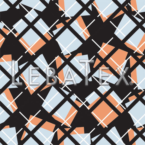 LebaTex Abstraction-Carnival Customizable M.O.D. Fabric