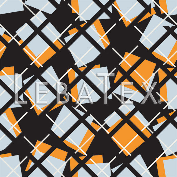LebaTex Abstraction-Pop Customizable M.O.D. Fabric