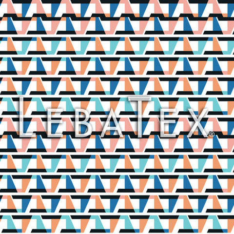 LebaTex Pyramide-Nautical Customizable M.O.D. Fabric