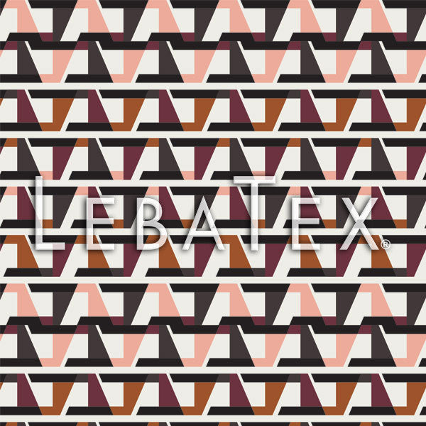 LebaTex Pyramide-Folk Customizable M.O.D. Fabric