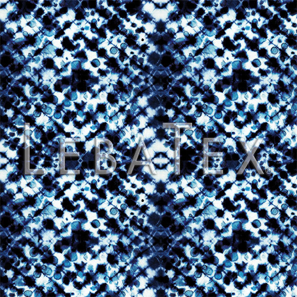 LebaTex Spotted Shibori Customizable M.O.D. Fabric