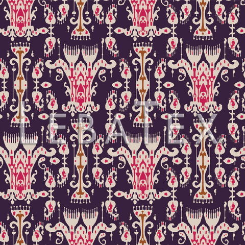 LebaTex Sassafras Ikat Customizable M.O.D. Fabric