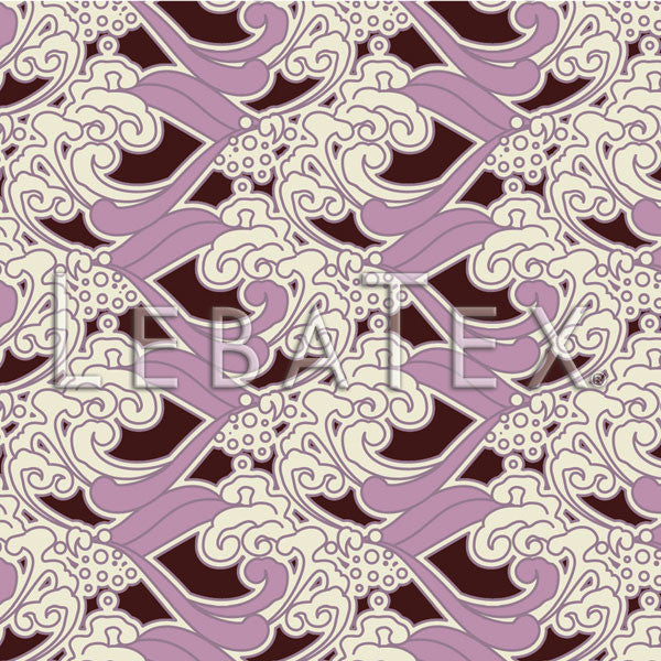 LebaTex Hightide-Primrose Customizable M.O.D. Fabric