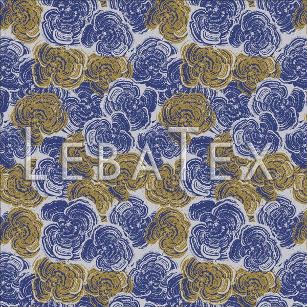 LebaTex Lichen-Indigo Customizable M.O.D. Fabric