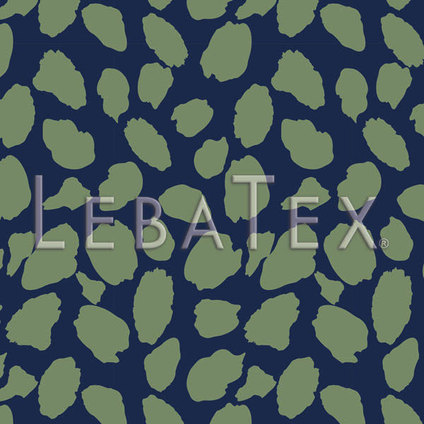 LebaTex Leopard Customizable M.O.D. Fabric