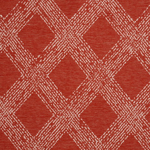 Folklore-Saffron Indoor/Outdoor Upholstery Fabric