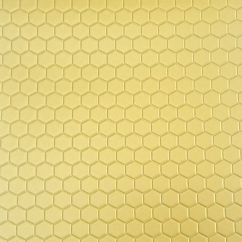 Fractal-Lemon Faux Leather