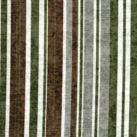 Generation Stripe-Moss Print Pattern