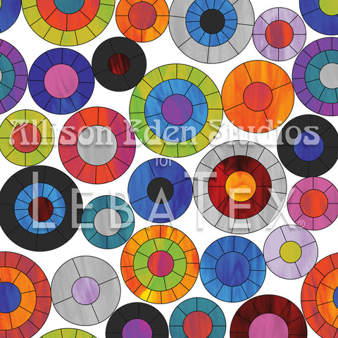 Groovy Halo Customizable M.O.D. Fabric