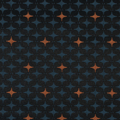 Harper-Admiral Blue Upholstery Fabric