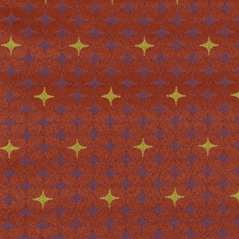 Harper-Blood Orange Upholstery Fabric