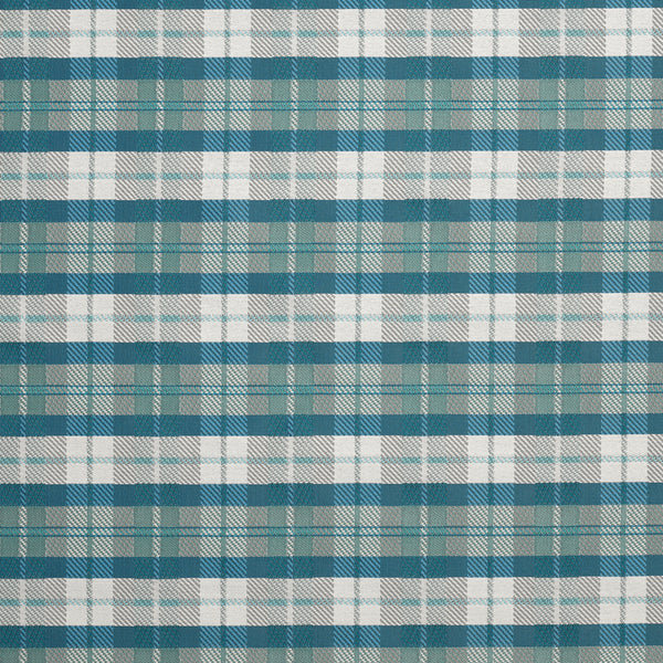 Highlander-Aqua Indoor/Outdoor Upholstery Fabric