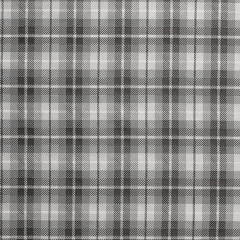 Highlander-Pewter Indoor/Outdoor Upholstery Fabric