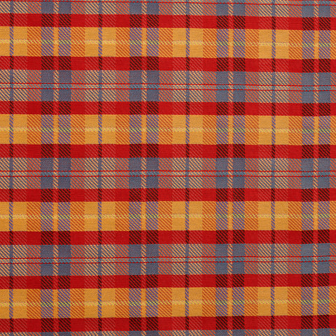 Highlander-Poppy Indoor/Outdoor Upholstery Fabric