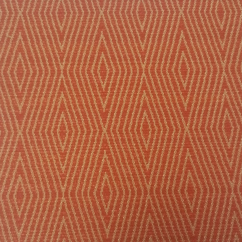 Ibiza-Orange Indoor/Outdoor Upholstery Fabric