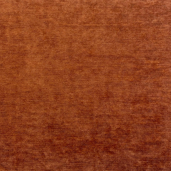 Brown Velvet Crypton Upholstery Fabric