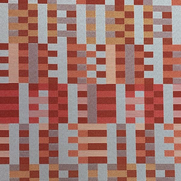 Marquee-Fire Upholstery Fabric