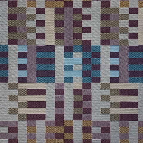 Marquee-Plum Upholstery Fabric