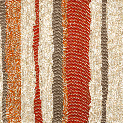 Montauk Stripe-Canyon Indoor/Outdoor Upholstery Fabric