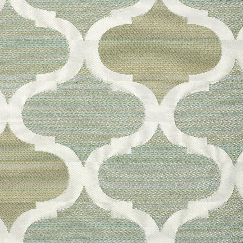 Parasail-Aqua Indoor/Outdoor Upholstery Fabric