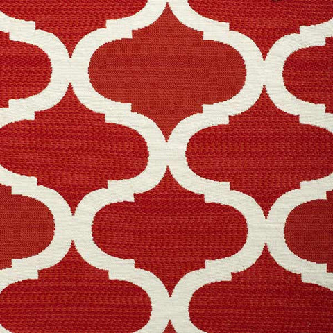 Parasail-Red Indoor/Outdoor Upholstery