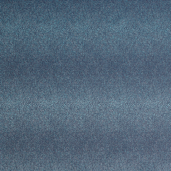 Pueblo-Aqua Indoor/Outdoor Upholstery Fabric