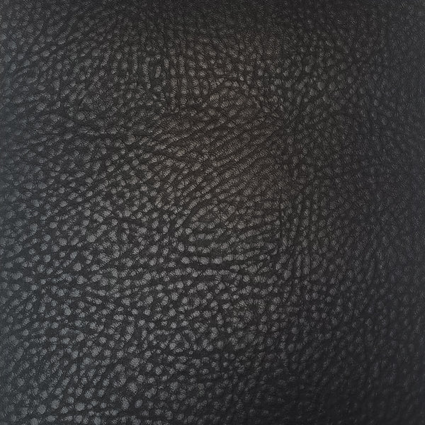 Rhine-Black Faux Leather