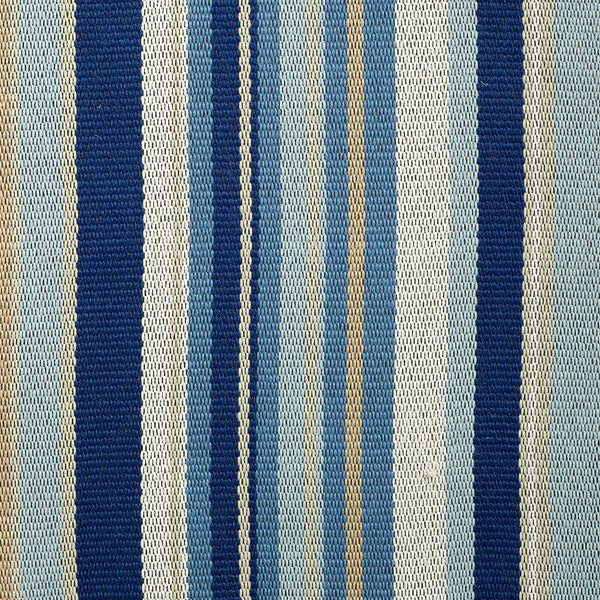 Riverton Stripe-Atlantic Indoor/Outdoor Upholstery Fabric