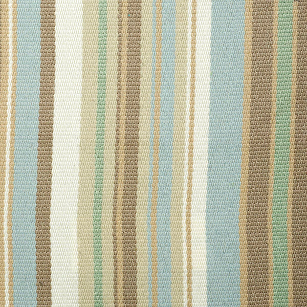 Riverton Stripe-Glacier Indoor/Outdoor Upholstery Fabric